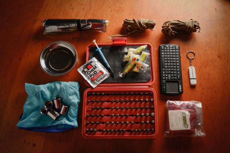 Miscellaneous gear