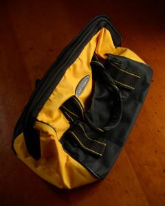 The old HF Voyager bag